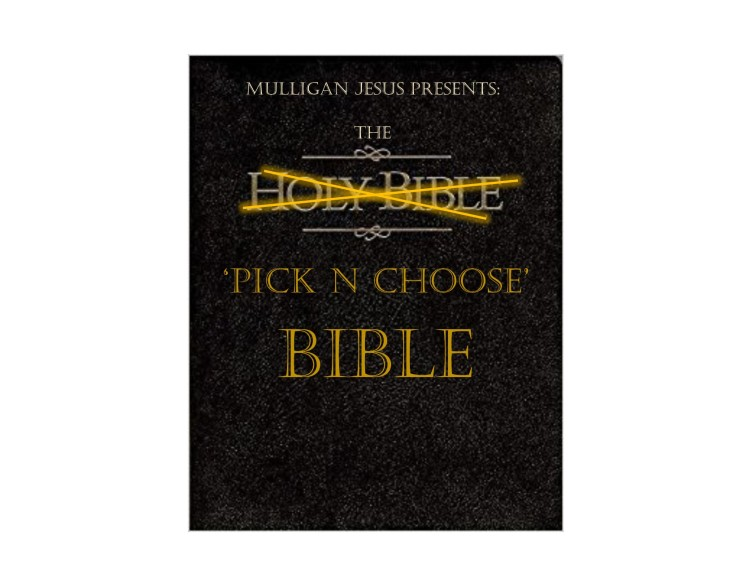 Pick N Choose Bible Cover